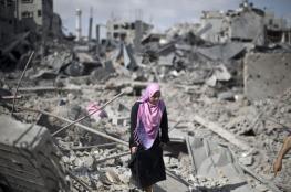 الخضري: معاناة أصحاب البيوت المدمرة في غزة تتفاقم