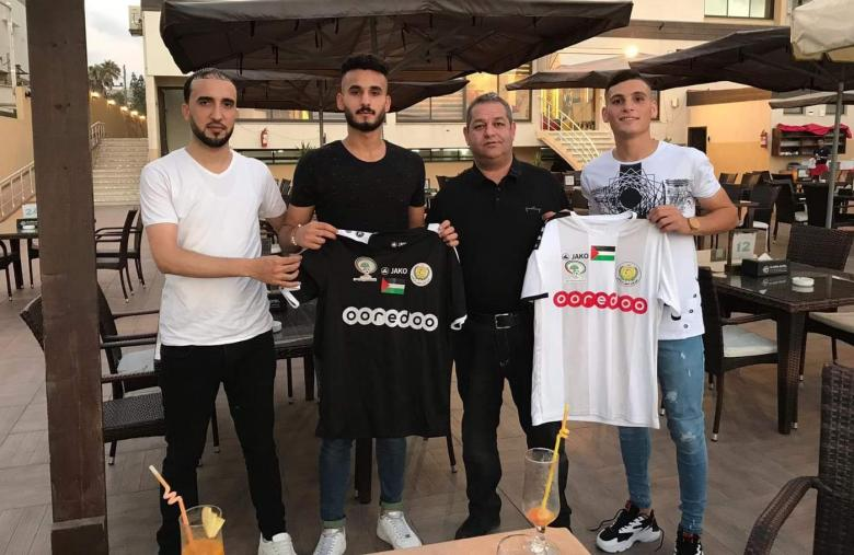 شباب الخليل يضم لاعبين من قطاع غزة