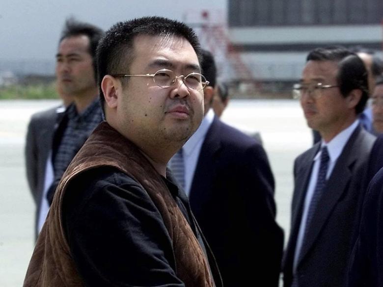 اللقطات الأولى لأخ زعيم كوريا الشمالية بعد اغتياله