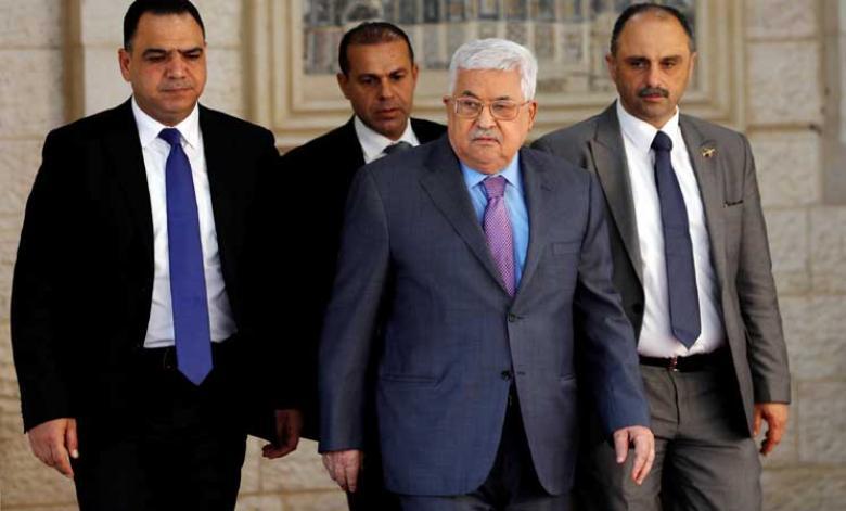 صحيفة: خلافة عباس أصبحت على الطاولة
