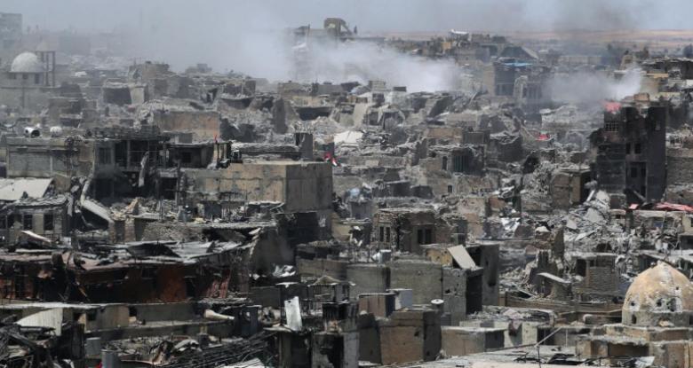 أرقام مفجعة لحجم الخراب في الموصل