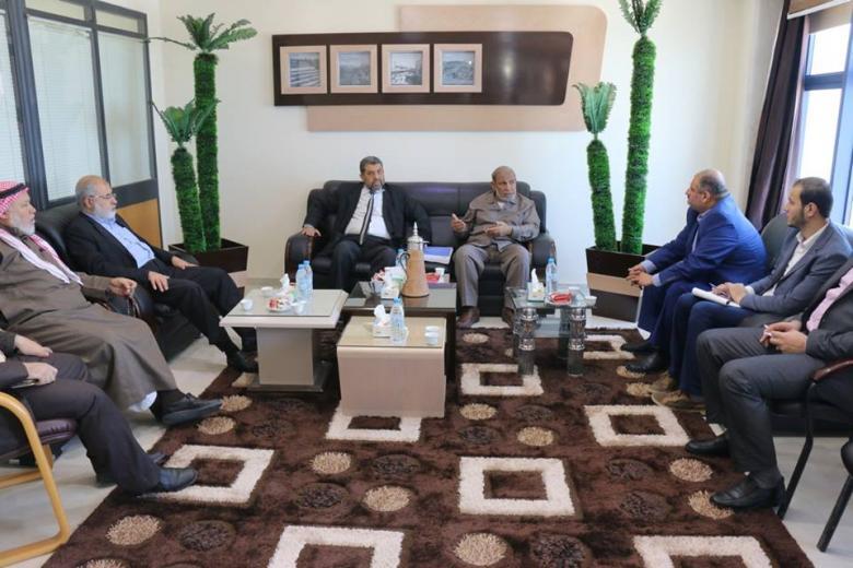 نواب محافظة غزة: اللجنة الإدارية ليست بديلا عن الحكومة
