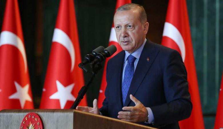 """أردوغان يتحدث عن حادثة اختفاء """"خاشقجي"""" في القنصلية السعودية"""