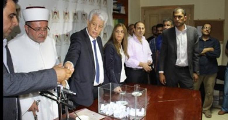 نشر أسماء الفائزين بقرعة حجاج فلسطين المقيمين بمصر