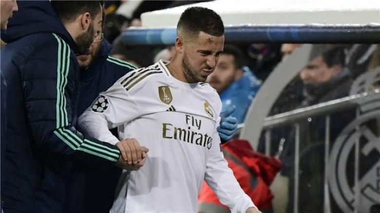 لغز عودة هازارد يثير الغموض داخل ريال مدريد