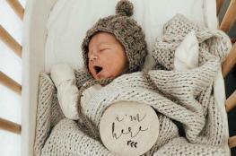 متى تخرجين مولودك للمرة الأولى؟