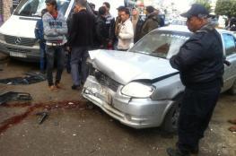 مصرع مواطن إثر حادث سير شرق حي الزيتون