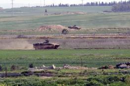 الاحتلال يطلق النار صوب الاراضي الزراعية شرق خان يونس