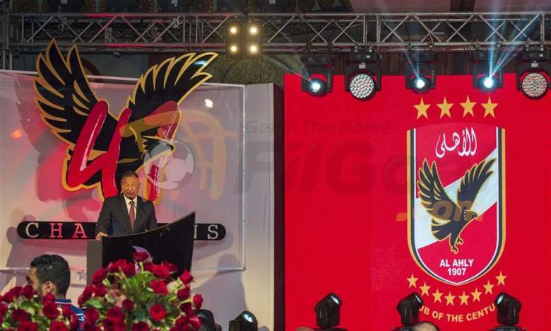 الأهلي: سنحصل على 55 مليونا مقابل وضع اسم النادي على استاد السلام