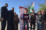 """الأسير """"زهرة"""" يصل الأردن بعد 14 عاما في السجون"""