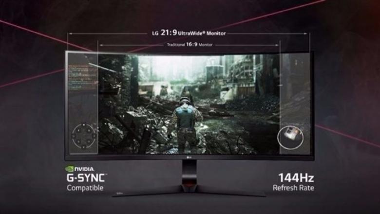 ال جي تطلق شاشة جديدة لعشاق الألعاب