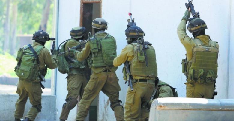 الاحتلال يقتحم جنين ويحاصر منزلاً في قباطية