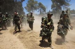 """""""لوطار"""" وحدة إسرائيلية جديدة لمواجهة الهجوم على مستوطنات غلاف غزة"""