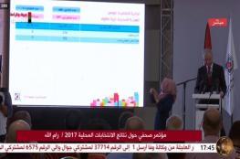 لجنة الانتخابات تقرر التباحث مع حماس لإجراء الانتخابات بغزة