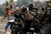 ارتفاع عدد ضحايا احتجاجات فنزويلا إلى 56 قتيلا