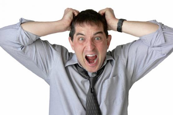 التوتر النفسي يسبب مشاكل جلدية