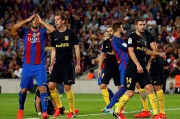برشلونة يصطدم بأتلتيكو في نصف نهائي كأس الملك