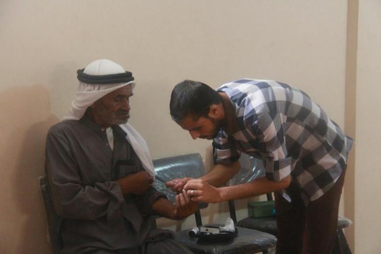 اللجنة الطبية في الزوايدة تنظم يوما طبيا مجانيا