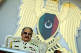 """خليفة حفتر يعلن """"المعركة الحاسمة"""" على طرابلس"""