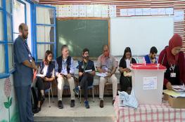 إغلاق صناديق الاقتراع برئاسيات تونس