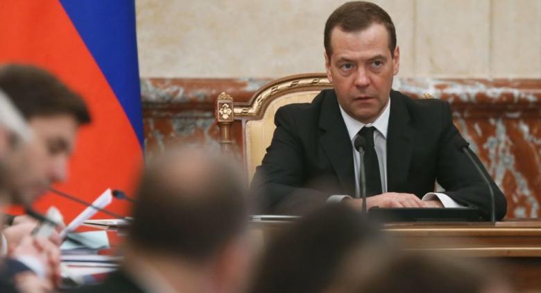 الحكومة الروسية تقدم استقالتها
