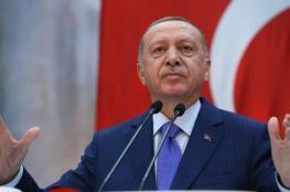 أردوغان: عنف الاحتلال يحظى بتشجيع بعض الدول العربية