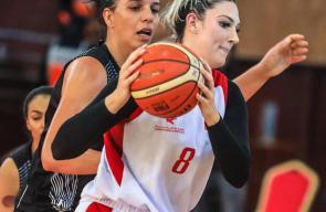 البطولة العربية لكرة السلة للسيدات والمقامة في المغرب