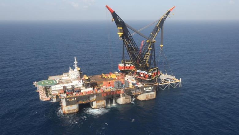 اتفاق خط أنابيب الغاز بين مصر وإسرائيل أصبح وشيكا