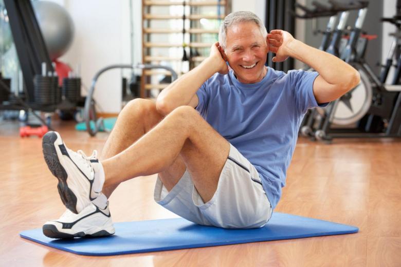حافظ على عضلاتك وإن كنت مسنّاً
