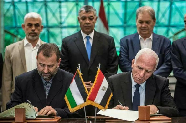 أمريكا: سنتابع تحسين الوضع بغزة عقب اتفاق المصالحة