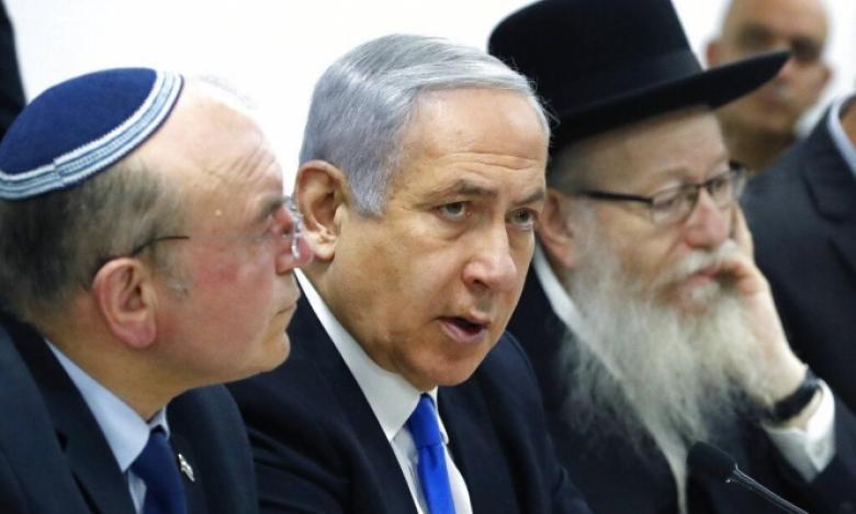 540 ضابط طيران إسرائيلي ضد تكليف نتنياهو بتشكيل حكومة