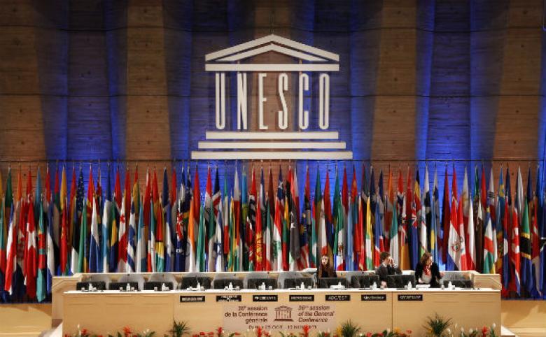 اليونسكو تعتمد قرارين يتعلقان بفلسطين والأراضي العربية المحتلة