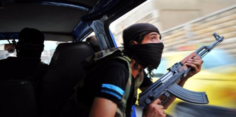 مجهولون يطلقون النار صوب مركز شرطة الرام