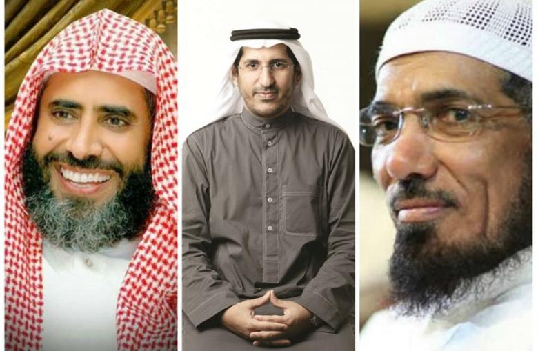 """""""معتقلي الرأي"""" يكشف أوضاع الدعاة الثلاثة بسجون السعودية"""