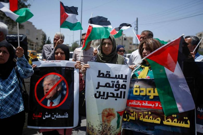 """استنكار مغربي لمشاركة الرباط بـ""""مؤتمر البحرين"""""""