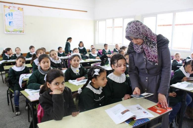 تأهل 13 معلما ومعلمة من غزة في مسابقات إلهام فلسطين