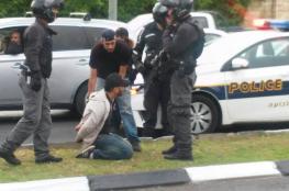 إعتقال 3 شبان بزعم تنفيذ عملية طعن بالقدس