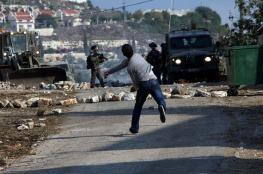 مواجهات مع الاحتلال في مناطق عدة ببيت لحم
