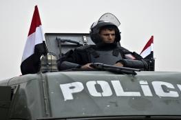 مسلحون يختطفون 3 عناصر شرطة بسيناء