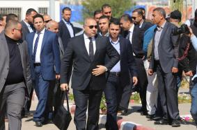 وفد المخابرات المصري يصل إلى قطاع غزة