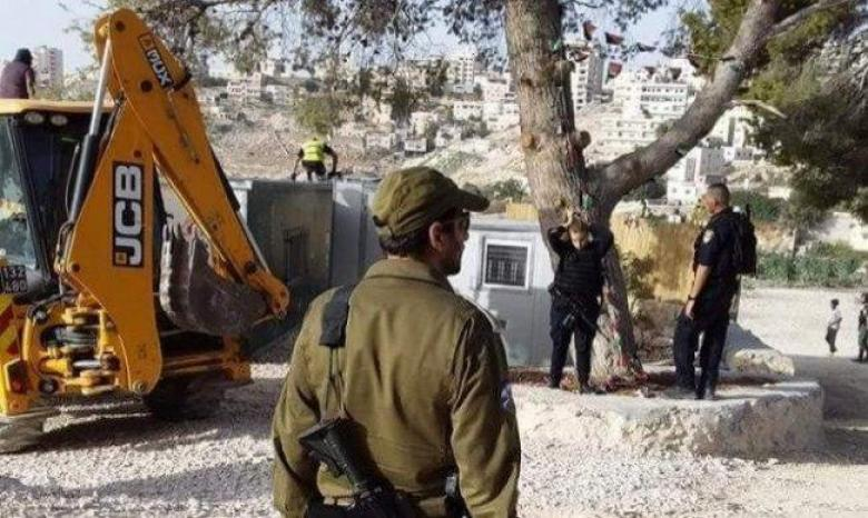 """""""الخارجية"""": عمليات الهدم الاسرائيلية للمنازل جريمة واستخفاف بالمجتمع الدولي"""