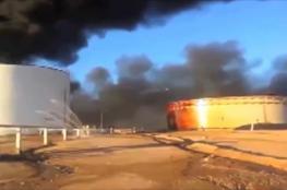 برميل النفط يفوق 55 دولارا بسبب أزمتي ليبيا وسوريا