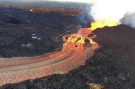 اكتشاف بركان هائل في قاع المحيط الهندي