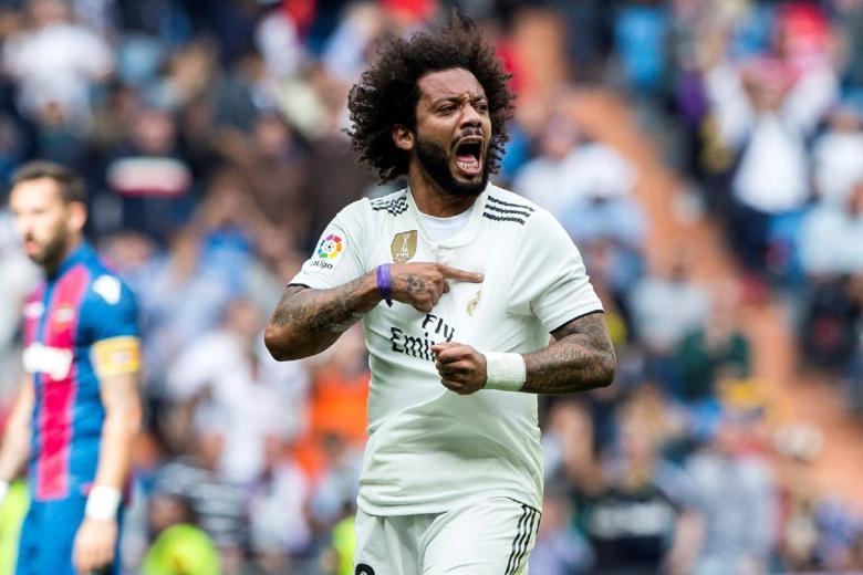 مارسيلو يُعكر فرحة مدريد بسداسية جالطة سراي