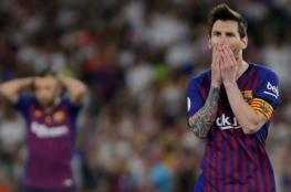 خوفا على ميسي.. برشلونة باع نجميه السِّكِّيريْن