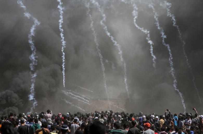 """تقرير أممي: """"إسرائيل"""" تقتل عمدًا الفلسطينيين بمسيرات العودة"""