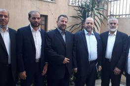 """""""حماس"""" تكشف الهدف من زيارة وفدها للقاهرة"""