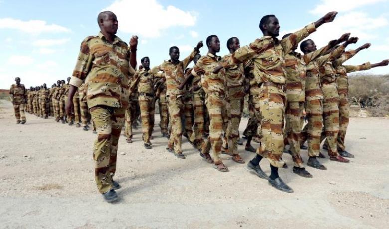 الصومال تنهي دور الإمارات بتدريب قواتها