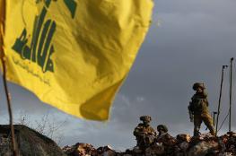 """حزب الله يعلن إسقاط طائرة مسيرة """"درون"""""""