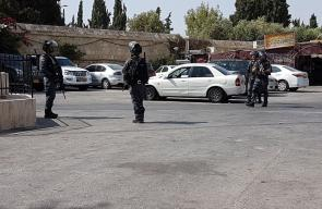 قوات الاحتلال تقتحم مستشفى المقاصد لاعتقال الجرحى